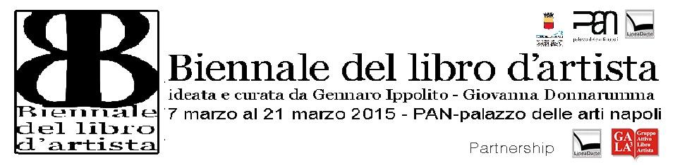 Biennale del libro dartista IIIª edizione – 2014/5