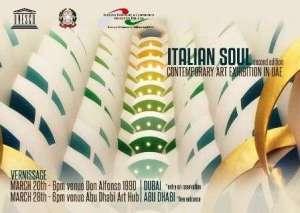 Italian Soul Contemporary Art in UAE Second Edition