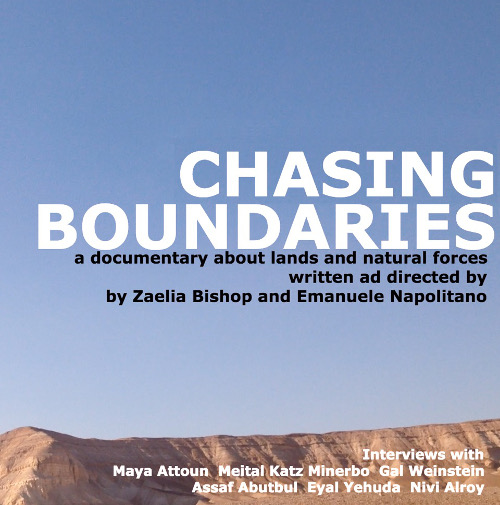 Chasing Boundaries_Film documentario di Zaelia Bishop e Emanuele Napolitano