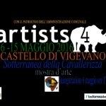 Artists 4 Rhino: artisti uniti per la salvaguardia del rinoceronte