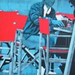 """""""Six"""": rassegna di pittura alla Fondazione Giuseppe Lazzareschi"""