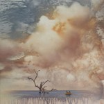 """""""Navigazione celeste"""": mostra di Riccardo Ruberti all'Ostello San Frediano"""