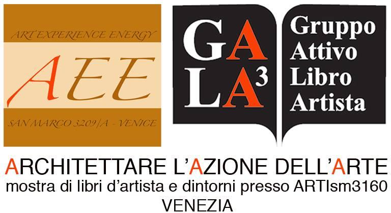 ARCHITETTARE L'AZIONE DELL'ARTE -  mostra di Libri d'Artista