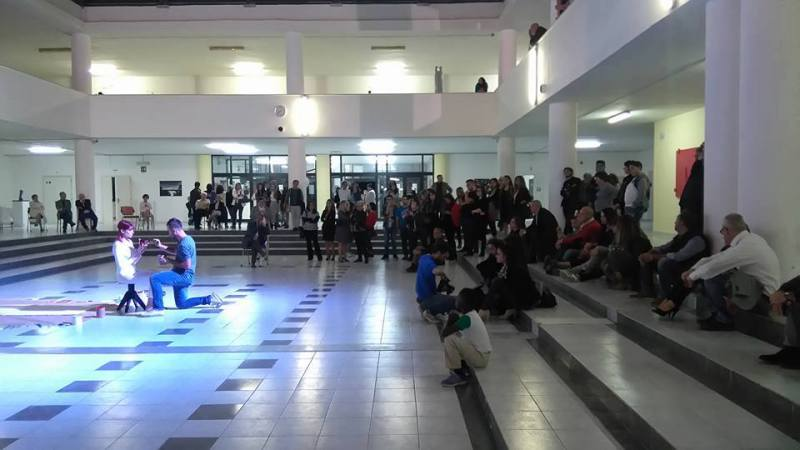 "MACS-Liceo Artistico Santa Maria Capua Vetere ISISS ""RIGHI- NERVI"""
