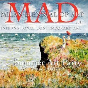 M.A.D. SUMMER ART PARTY