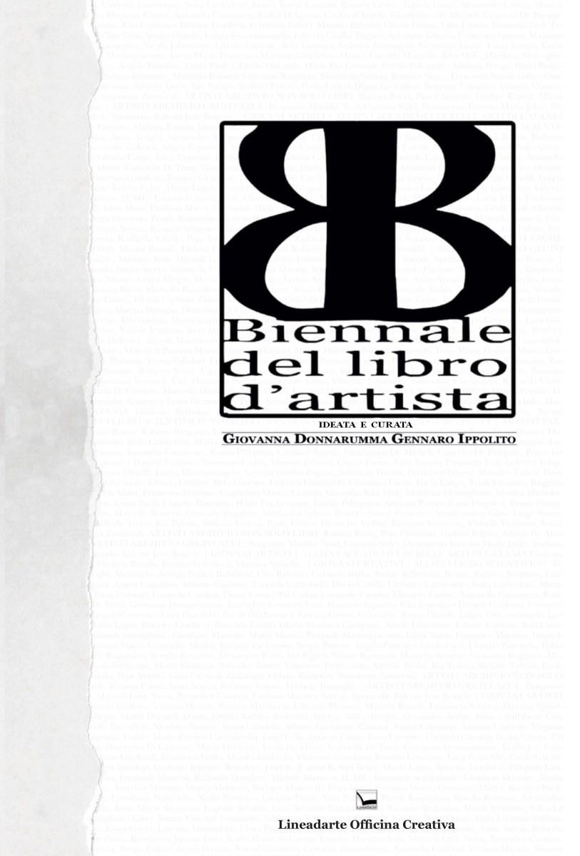 Catalogo Biennale del libro d'artista IV Edizione