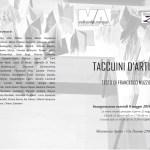 TACCUINI D'ARTISTA