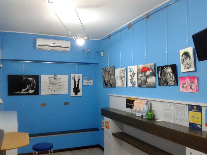 Arte in tabaccheria: Martina Malavasi