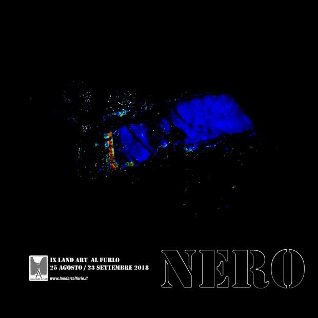 """Inaugurazione IX Edizione Land Art al Furlo: """"NERO"""""""