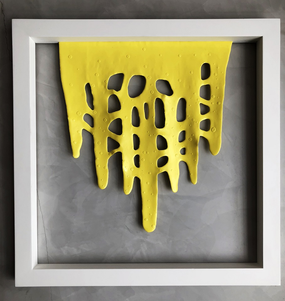 Vesna Pavan in mostra nello studio di Piero Manzoni