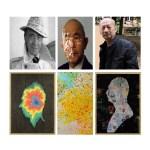 IDENTITY OF ARTIST / Marginal Active Resistances / Shozo Shimamoto – Guglielmo Achille Cavellini – Ryosuke  Cohen