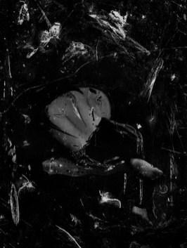 """Ivan Piano, """"… how do the dead feel…"""", 2019, stampa ai sali d'argento, 30x40 cm (opera unica) courtesy galleria SR Contemporary Art (Berlino, Milano)"""