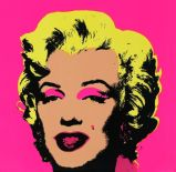 Andy Warhol & Marilyn