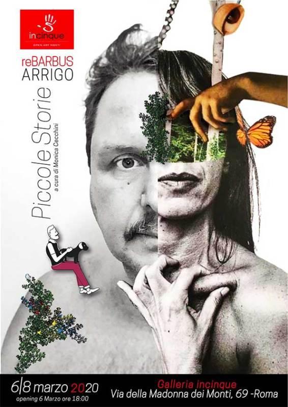 Piccole Storie di Alessandro Arrigo e Re Barbus