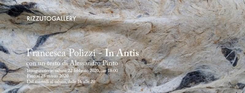 Francesca Polizzi – In Antis