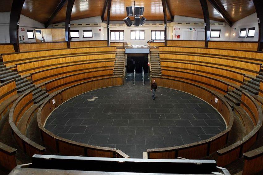CRATere 2010, AHHA, Teatro Pratiko, teatri di silenzio (regia Nazario Zambaldi)