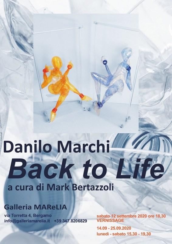 Danilo Marchi - Back to Life