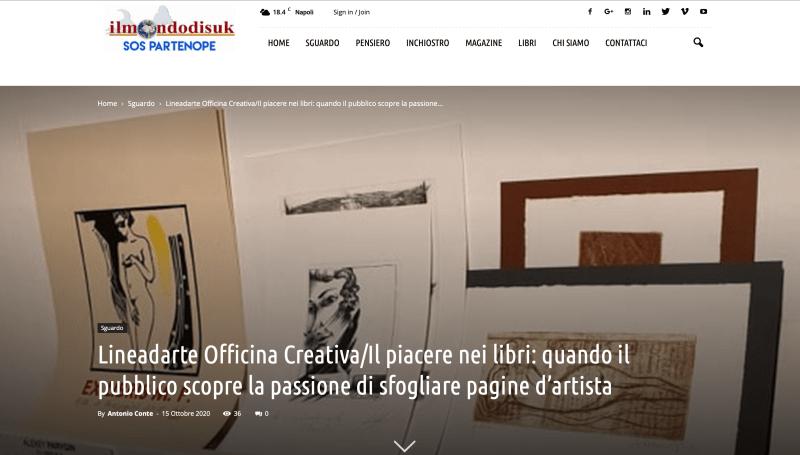 """Il Mondo di Suk con la voce di Antonio Conte da luce a """"Il piacere nei Libri"""""""