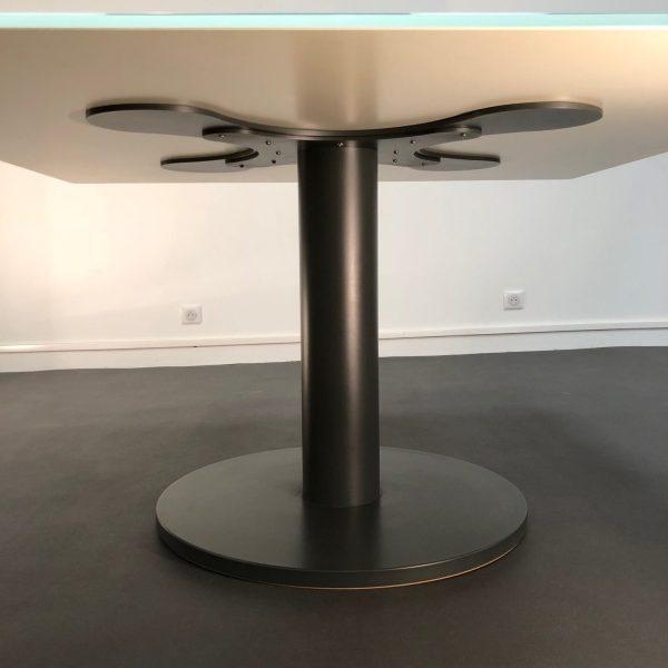 Table Croma Massimo Morozzi pour Edra