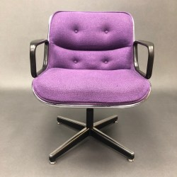 Fauteuil Charles Pollock Knoll