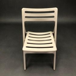 Chaise Pliante Folding Chair Jasper Morrison pour Magis