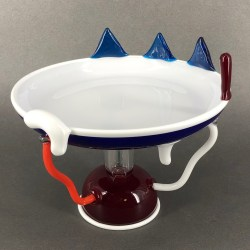 Coupe Sol Ettore Sottsass Memphis Milano