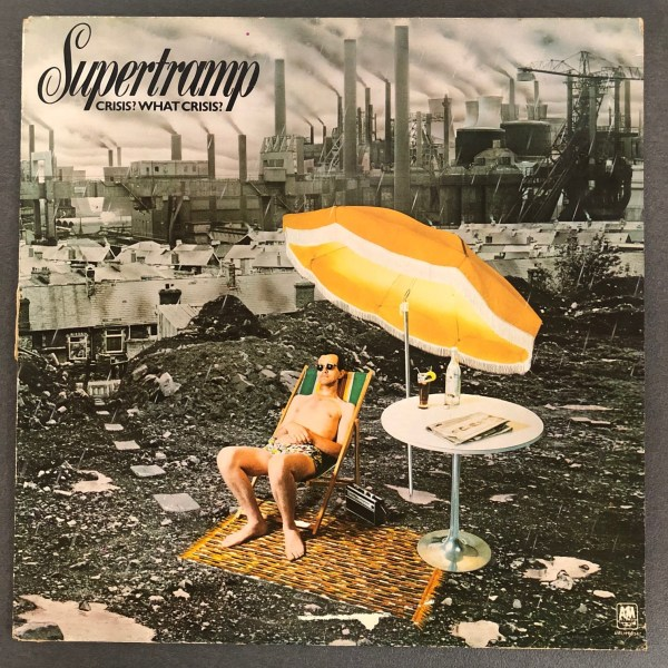 Album Supertramp Crisis? What crisis?