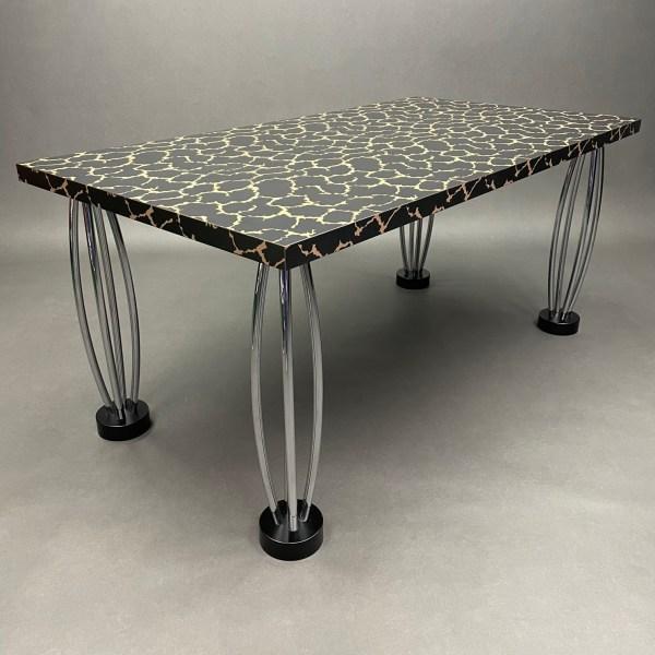 Table City Ettore Sottsass Memphis Milano
