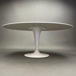 Table Flûte Sovet Italia  Ovale 180X130
