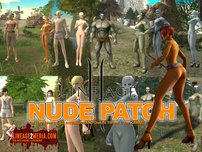 Simply does Lineage 2 nude girls apologise, but