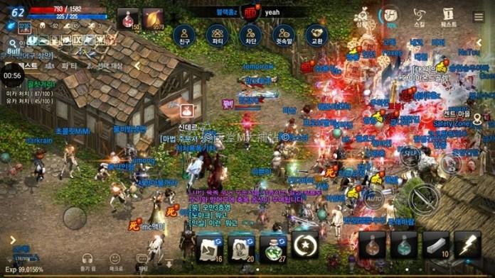 天堂M 紅騎士爭奪戰