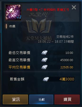 天堂M 鑽商 藍鑽交易