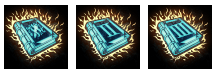 神聖劍士「附魔武器:粉碎 Lv.1~3」技能傷害與發動機率測試