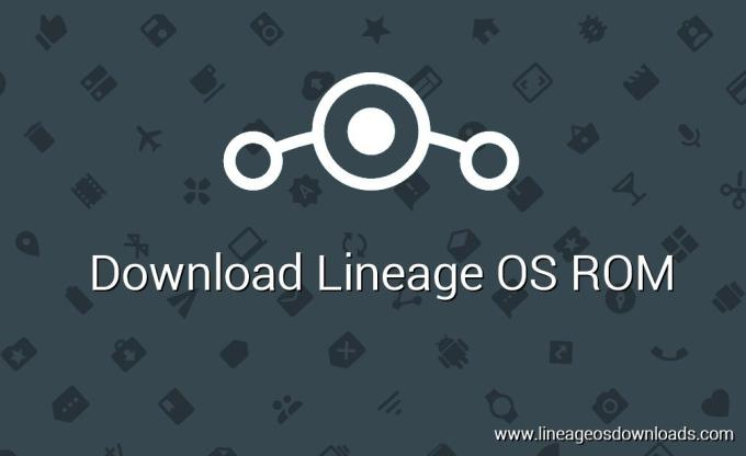 download lineage os rom