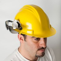 Safety Glasses Hard Hat Holder - Promotional Products
