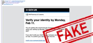 fake gov email