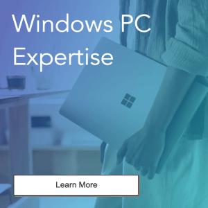 windows pc expertise