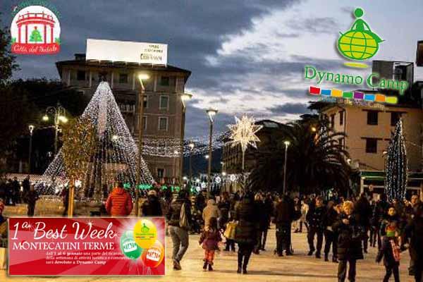 Venite con noi alla scoperta della città del natale di montecatini terme. Montecatini Terme E La Citta Del Natale Linea Libera