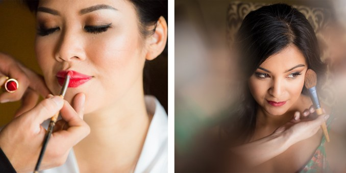 hair and makeup artists in los angeles | line and roots