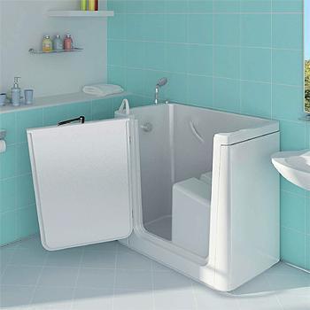 Vasche con sportello bagno disabili e anziani offerta