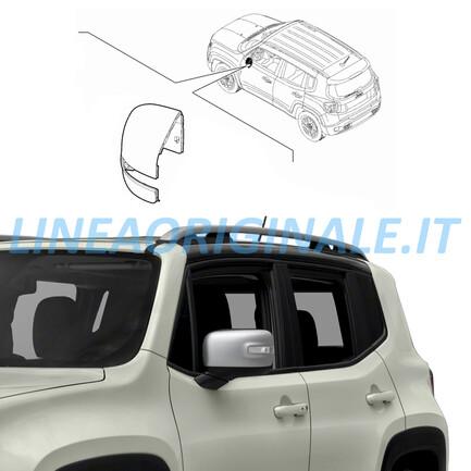 Calotta Specchietto Esterno Destro Originale Jeep Renegade