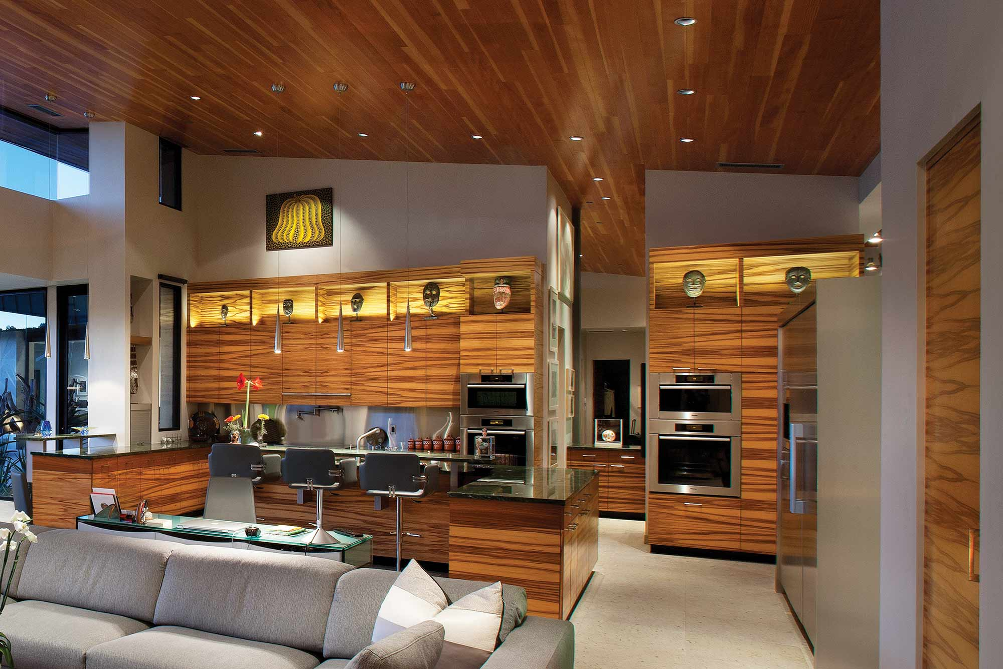 Linear Fine Woodworking  Custom Cabinetry  Millwork  Phoenix AZ