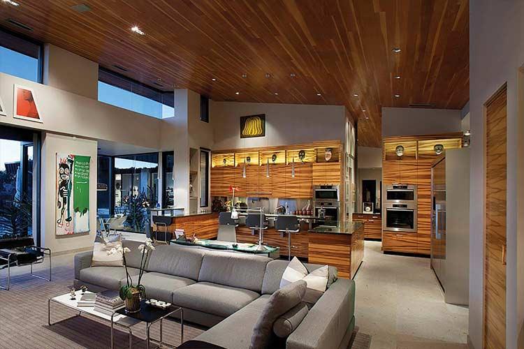 Custom Cabinets Phoenix  Linear Fine Woodworking  Phoenix AZ