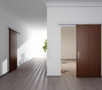 SLIDING WOOD DOORS | Linear Interior Systems