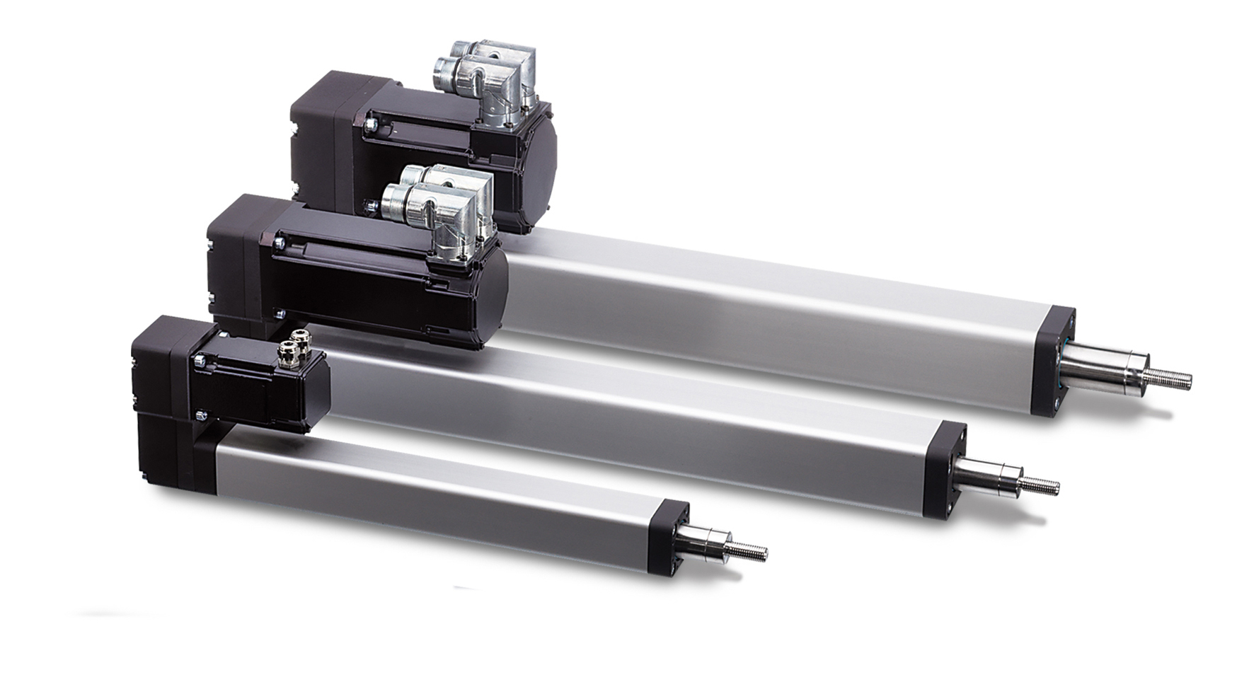 Linear Actuator Mpd Series Diagram