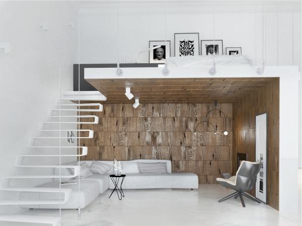 Loft um estilo arquitet nico que ganhou o mundo blog da line arquitetura - Estudios decoracion de interiores ...
