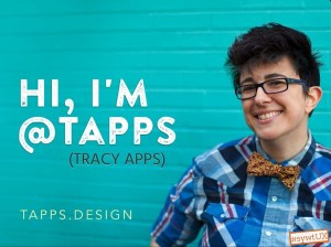 Tracy Apps - tapps.design