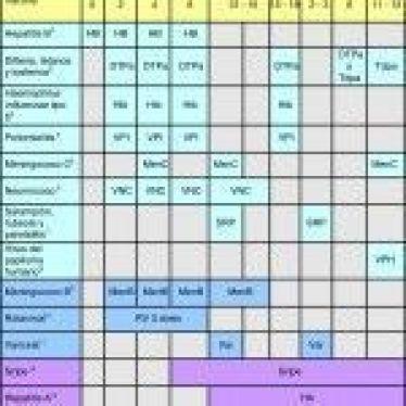 TDaP o vacuna