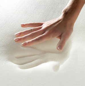 El material viscoelástico se cuela en nuestro dormitorio como fibra «natural»