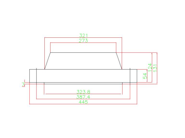weld neck flange 10 Inch Class 400